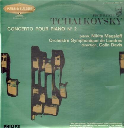 #<Artist:0x00000000053ad388> - Piano Concerto No. 2 In G, Op. 44