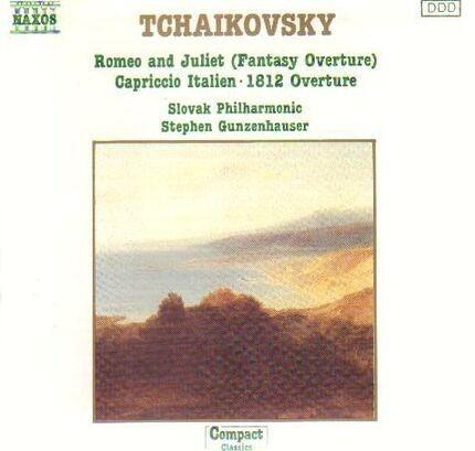#<Artist:0x00007fcee3236810> - Romeo and Juliet / Capriccio Italien / 1812 Overture