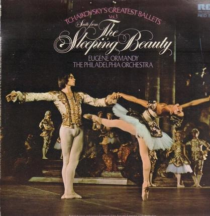 #<Artist:0x00007f60e814e3a8> - Suite from 'The Sleeping Beauty'