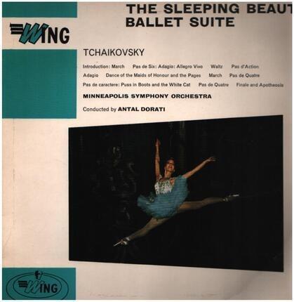 #<Artist:0x00007f60e3417440> - The Sleeping Beauty Ballet Suite