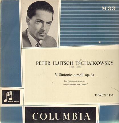 #<Artist:0x00007fce09849188> - V. Sinfonie E-moll Op. 64