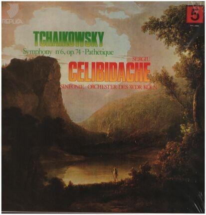 #<Artist:0x00007f4176c84448> - Symphony n° 6, op. 74 - Pathétique