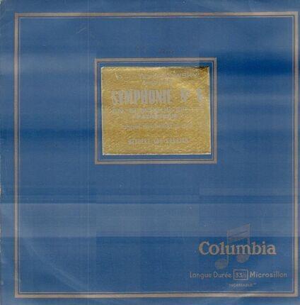 #<Artist:0x00007f7e878ffbd0> - Symphonie No 6 'Pathetique' / Karajan