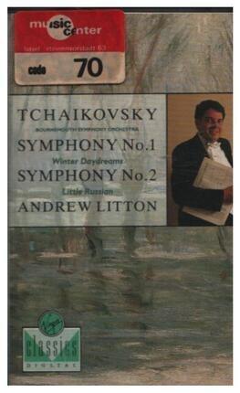 #<Artist:0x00007f73f8eb9d30> - Symphonies Nos. 1 & 2