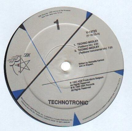 #<Artist:0x00007f9202d0b790> - Techno Medley / Rockin' Over The Beat