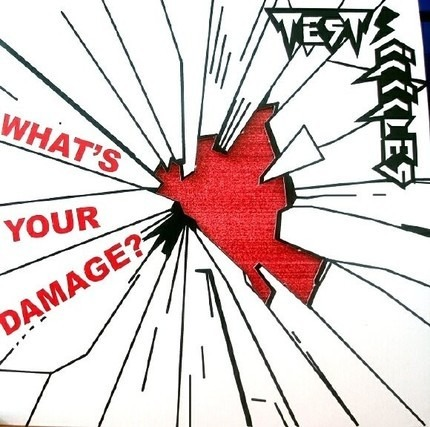 #<Artist:0x00007f91dac08780> - What's Your Damage? / Catch It