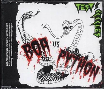 #<Artist:0x00007f7e1fe7cdc8> - Boa Vs. Python [single]