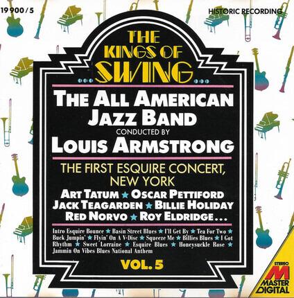 #<Artist:0x00007f60e2404da0> - The Kings Of Swing Vol. 5