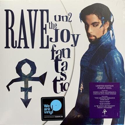 #<Artist:0x00007fc532d17910> - Rave Un2 the Joy Fantastic