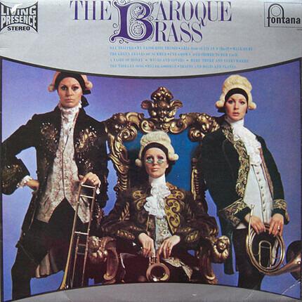#<Artist:0x00007fdd3de88538> - The Baroque Brass