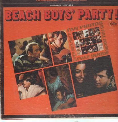 #<Artist:0x0000000007134cd0> - Beach Boys' Party!
