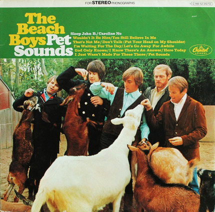 #<Artist:0x00007f82bd87e2f8> - Pet Sounds / Smiley Smile