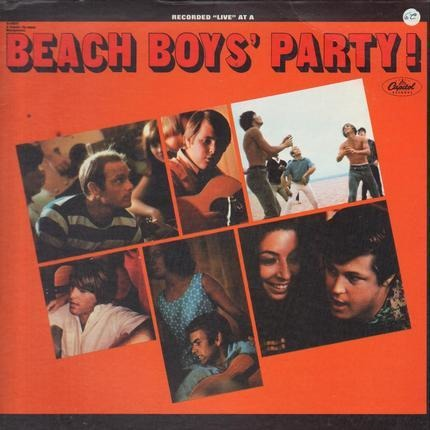 #<Artist:0x00007f25b647cf38> - Beach Boys' Party!