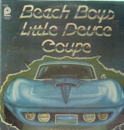 #<Artist:0x00007f1b099d77d8> - Little Deuce Coupe