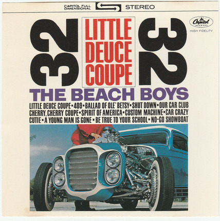 #<Artist:0x00007fef67218848> - Little Deuce Coupe