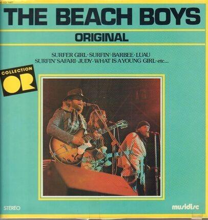#<Artist:0x00007f7e080f9550> - The Original Beach Boys