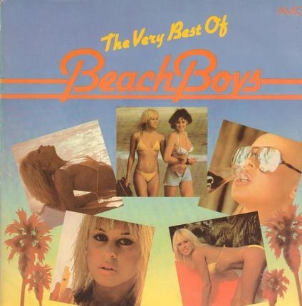 #<Artist:0x00007f9203deb150> - The Very Best Of The Beach Boys