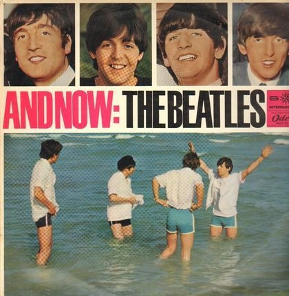 #<Artist:0x00007f7e1cfb06c0> - And Now: The Beatles