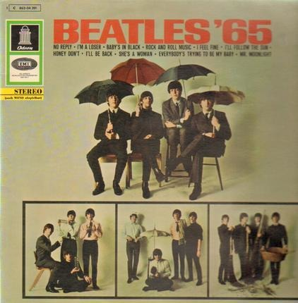 #<Artist:0x00007f30bd11ff90> - Beatles '65