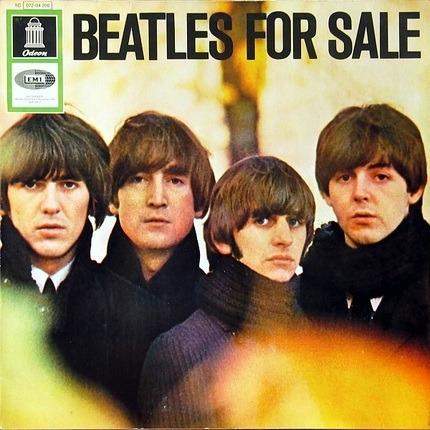 #<Artist:0x00007f412d7d96a8> - Beatles for Sale