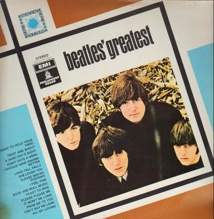 #<Artist:0x00007fb542ab5c80> - Beatles' Greatest