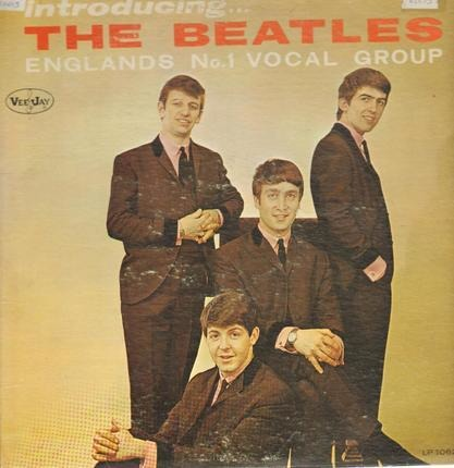 #<Artist:0x00007f2a21f03ed8> - Introducing The Beatles