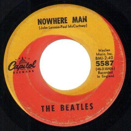 #<Artist:0x0000000008784d28> - Nowhere Man
