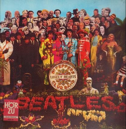 #<Artist:0x00007f275e707ab0> - Sgt. Pepper's Lonely Hearts Club Band