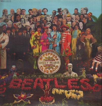 #<Artist:0x0000000005307050> - Sgt. Pepper's Lonely Hearts Club Band