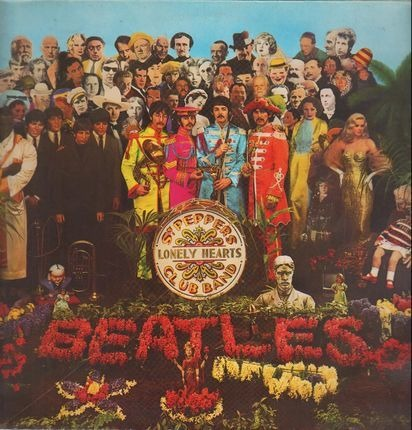 #<Artist:0x00007f91d9966870> - Sgt. Pepper's Lonely Hearts Club Band