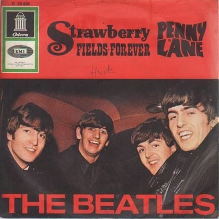 #<Artist:0x00007f1c854d45b0> - Strawberry Fields Forever / Penny Lane