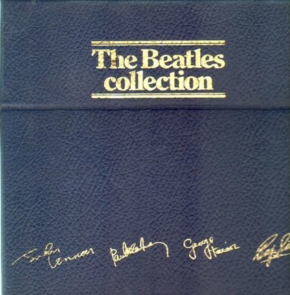 #<Artist:0x00000000069e8d28> - The Beatles Collection