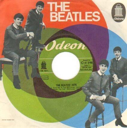 #<Artist:0x00007fda958ed1f0> - The Beatles' Hits