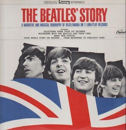 #<Artist:0x00007fd46465c3c8> - The Beatles' Story