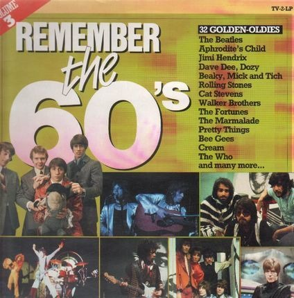 #<Artist:0x00007f4aa5faa248> - Remember The 60's (Volume 3)