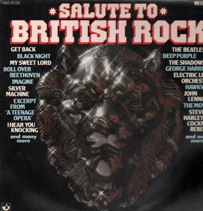 #<Artist:0x00007f7dfe349968> - Salute To British Rock
