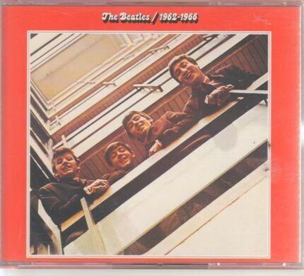#<Artist:0x00007f9202e54cf0> - 1962 - 1966, Red Album