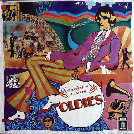 #<Artist:0x00007fe01d3e58a0> - A Collection Of Beatles Oldies