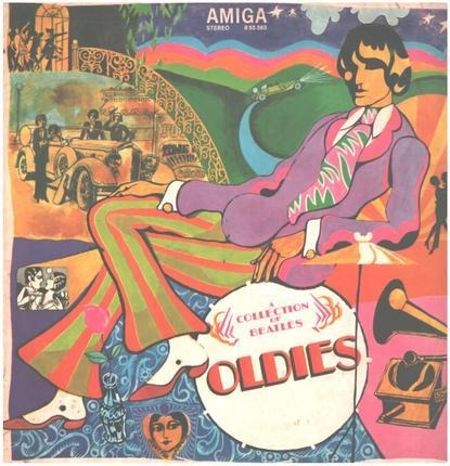 #<Artist:0x00007fc55a074b68> - A Collection Of Beatles Oldies