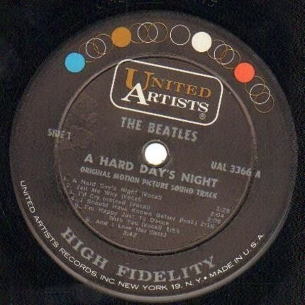 #<Artist:0x00007fcee3b86988> - A Hard Day's Night