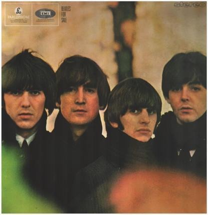 #<Artist:0x000000000825b810> - Beatles for Sale