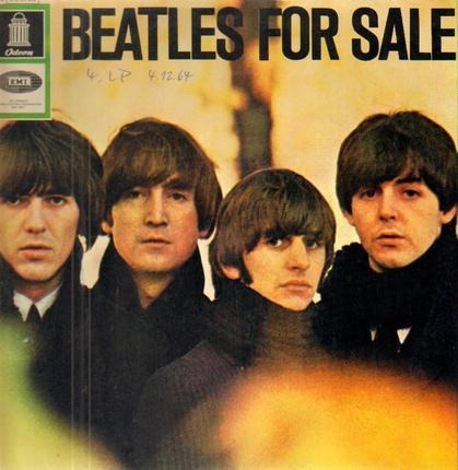 #<Artist:0x00007f43c9368b70> - Beatles for Sale