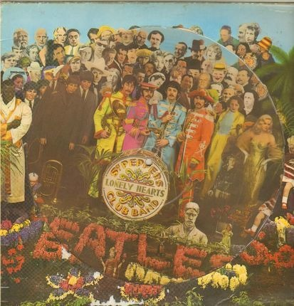 #<Artist:0x00007f740ee89ef8> - Sgt. Pepper's Lonely Hearts Club Band