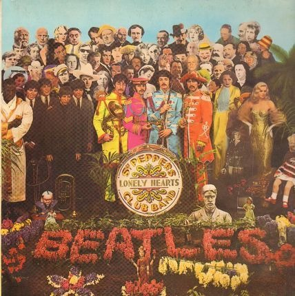 #<Artist:0x0000000007892950> - Sgt. Pepper's Lonely Hearts Club Band