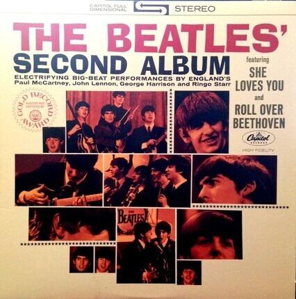 #<Artist:0x00000000079b40e0> - The Beatles' Second Album