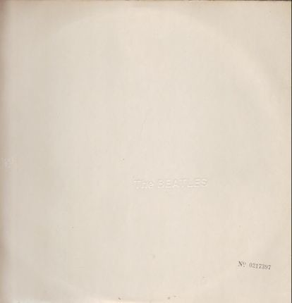 #<Artist:0x00007f29e3cf4e28> - White Album