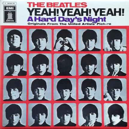 #<Artist:0x00007fa29e2a80f8> - Yeah! Yeah! Yeah! - A Hard Day's Night