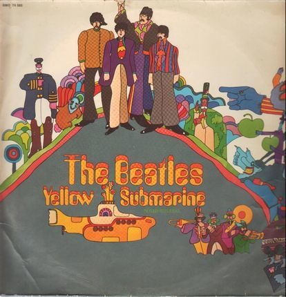#<Artist:0x00007f4104812198> - Yellow Submarine
