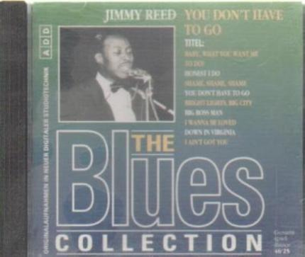 #<Artist:0x00007f410cdb4080> - 18: Jimmy Reed - You Don't Have To Go
