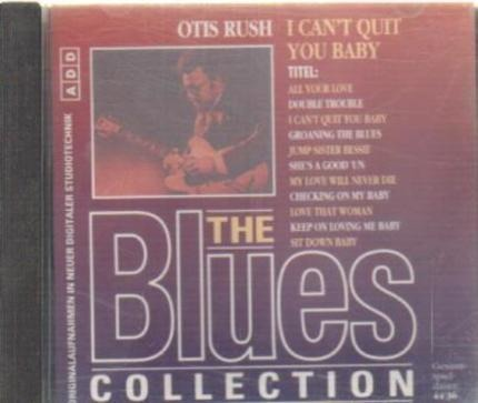 #<Artist:0x00007f412fae9be8> - 19: Otis Rush - I Can't Quit You baby